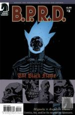 BPRD The Black Flame #3